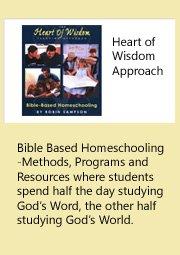 Heart of Wisdom homeschool history curriculum
