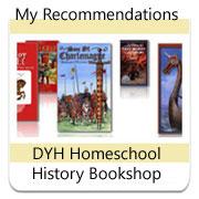 homeschool history resources