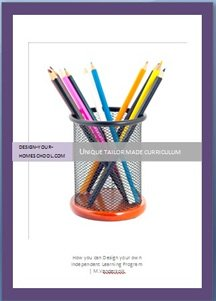 individualized home education