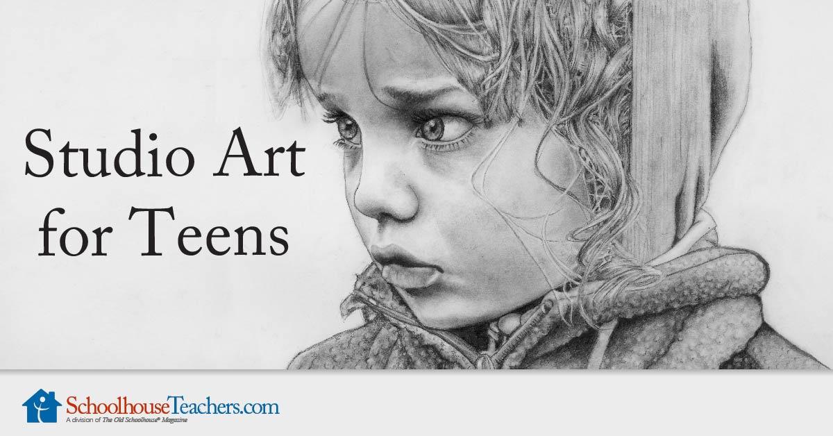 Studio Art for Teens Art Course