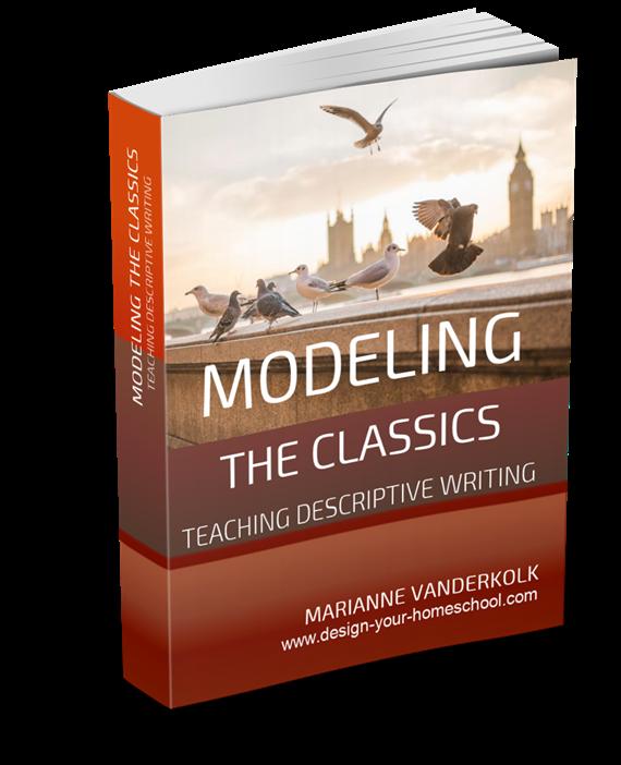 Teaching Descriptive Writing Ebook